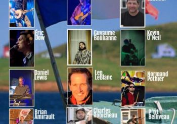 The Great Acadian Band and the Evanglines – July 26
